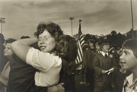 graduation bangor high school pa june by larry fink