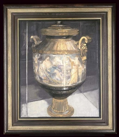 neo classical urn by barry atherton