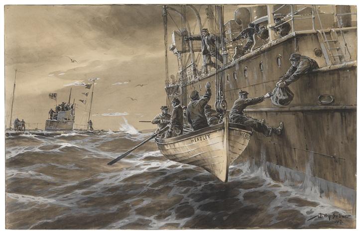 deutsches uboot 1917