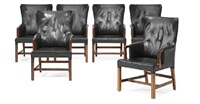 armchairs (set of 12) by peter hvidt