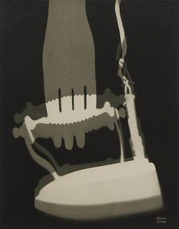 electricite portfolio of 10 by man ray
