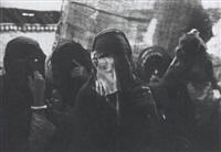 beduinenfrauen in koweit by dr. lindt