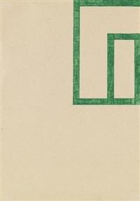 grüne spirale by willi kopf