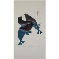three walrus by sheouak petaulassie
