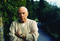pablo picasso, maugnis by tony vaccaro
