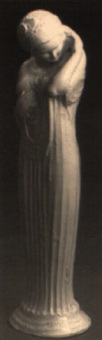 orientalist maiden by alfonso iannelli