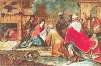 anbetung der könige by johann zick