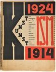 die kunstismen by el lissitzky and hans arp