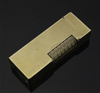cigarette lighter by alfred dunhill