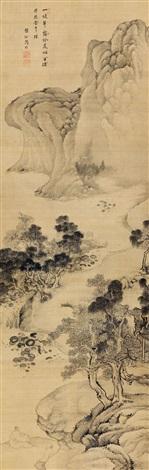landscape by zhou xing