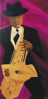musician by anne ahearne