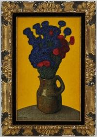 bouquet de fleurs by jean-yves couliou