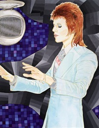 the rise and fall of ziggy stardust by oliver drescher and maike abetz