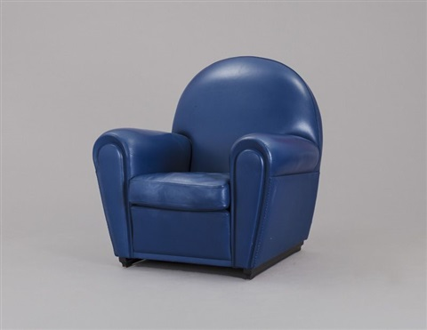 Fauteuil club model Vanity Fair by Poltrona Frau on artnet