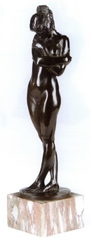 untitled - nude by mario korbel