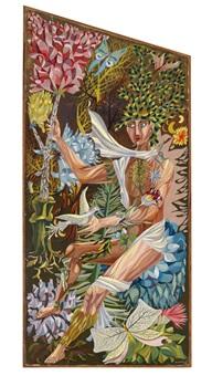 im garten (tischbild) by wolfgang hutter
