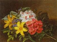 blomsteropstilling by alfrida baadsgaard