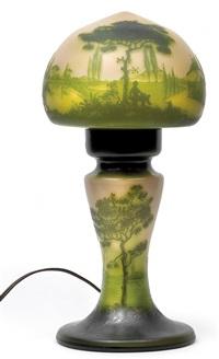 tischlampe by max köck