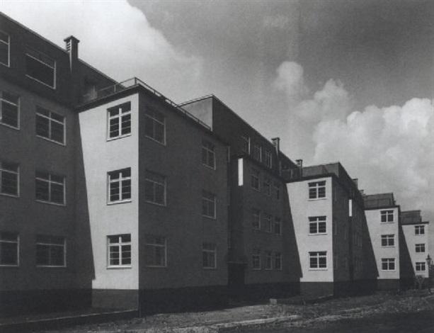 Architekten Köln siedlung köln zollstock architekten wilhelm riphahn und caspar