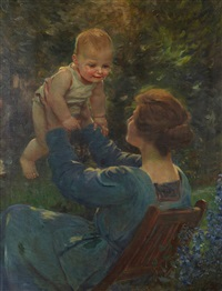 mor och barn by arthur spooner