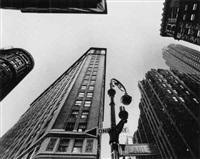new york, hochhäuser aus den 30er jahren by klaus lehnartz
