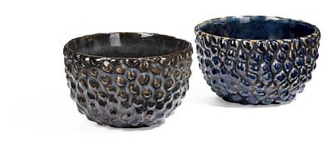 bowls set of 2 by axel johann salto