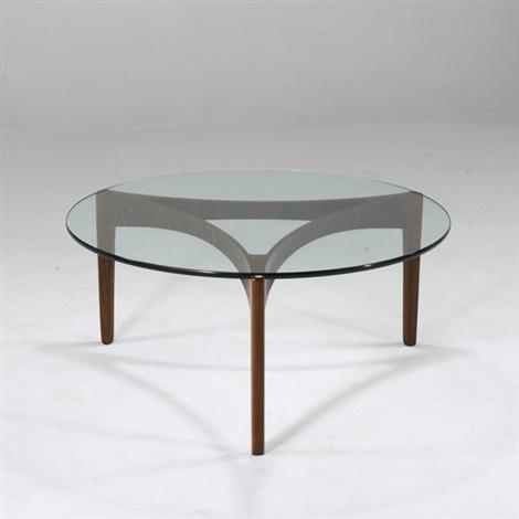 coffee table by sven ellekaer