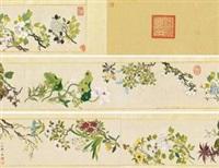 花卉 (一件) by zou yigui