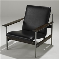 lounge chair by tormod alnaes