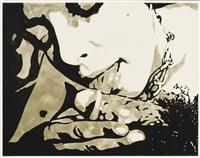 ohne titel (erotische szenen) oder 1969 (3 works) by robert stanley