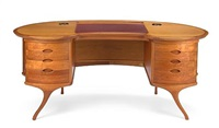 bean desk by ceccotti