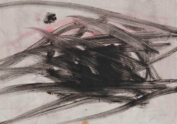 la dance noire by hugo weber