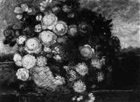 rosenstilleben by hermann von le suire