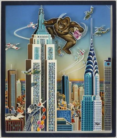 four cities new york by hiro yamagata