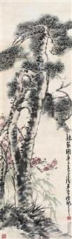 竞节图 (bamboo) by li kuchan