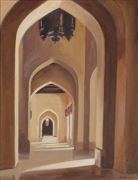 corridors of light by arabella dorman