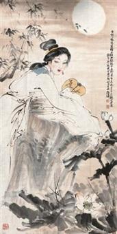 人物 by bai bohua