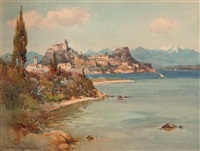corfu by william a. macdonald