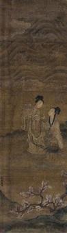 献寿图 by liu rushi