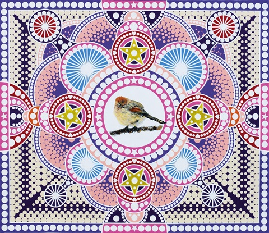 棕头雅雀 paradoxornis webbiana by hong kyong tack