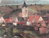landschaft (mettingen) by hermann sohn