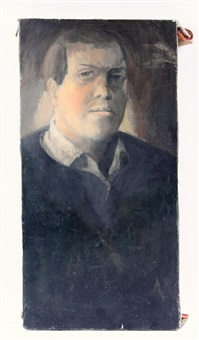 self portrait by thomas brown cornell