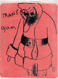 trans gum by paul mccarthy