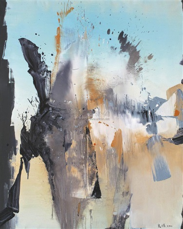 abstraction 11 4 by feng lianghong