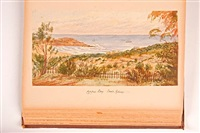 sydney and surrounds (album w/29 works) by australian school (19)