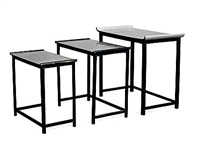 occasional tables (set of 3) by nils and björn trägårdh fougstedt