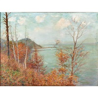 banks of the hudson by hal robinson