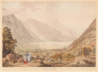 altdorf et ses environs dans le canton d'ury by gabriel ludwig lory