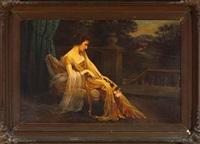 portrait of lucy claiborne by alexandre alaux