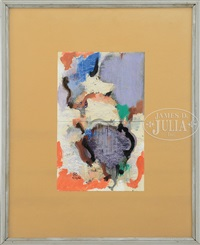 october in june and abstract by william horace littlefield
